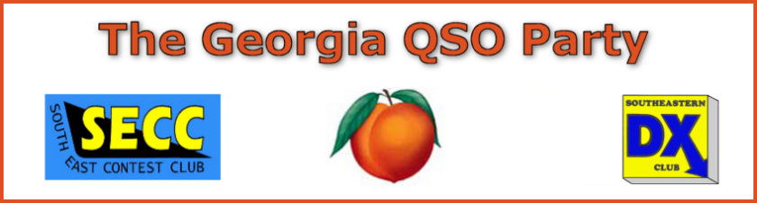 Georgia QSO Party Logo