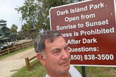 Terry W4YBV activated Dark Island (FL513S) on June 29th, 2017.