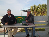 Keaton Beach (FL 525s) activated Mar 5 with 10 QSOs