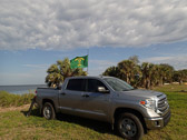 Lindsey Island (FL 526s) activated on Mar 6 with 26 QSOs