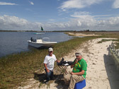 Lazy Island (FL 514s ) activated Mar 8 with 59 QSOs