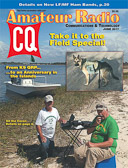 Did we mention that Terry and Jim are celebrities? Their Lazy Island (FL 514s) activation photo graced the cover of the June, 2017 issue of CQ Magazine.