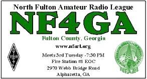 North fulton amateur radio club