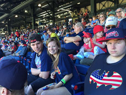 Braves Baseball Game