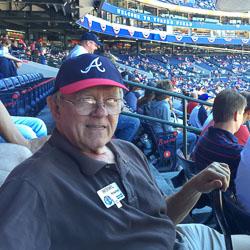 Braves Baseball Game